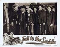 Tall in the Saddle - 11 x 14 Movie Poster - Style B