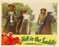 Tall in the Saddle - 11 x 14 Movie Poster - Style G