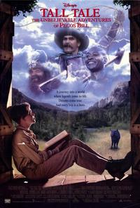 Tall Tale: The Unbelievable Adventures of Pecos Bill - 27 x 40 Movie Poster - Style A