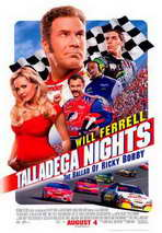 Talladega Nights: The Ballad of Ricky Bobby - 11 x 17 Movie Poster - Style B