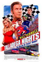 Talladega Nights: The Ballad of Ricky Bobby - 27 x 40 Movie Poster - Style B