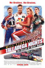 Talladega Nights: The Ballad of Ricky Bobby - 11 x 17 Movie Poster - Style C