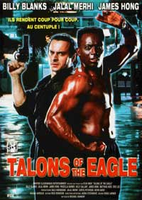 Talons of the Eagle - 11 x 17 Movie Poster - Style B