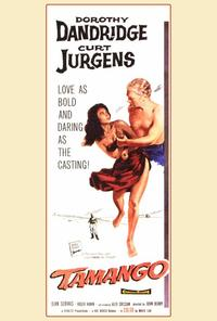 Tamango - 27 x 40 Movie Poster - Style B