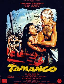 Tamango - 11 x 17 Movie Poster - French Style A