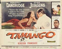 Tamango - 11 x 14 Movie Poster - Style B