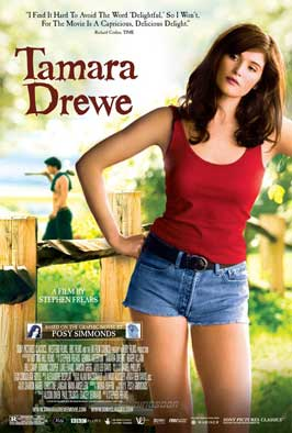 Tamara Drewe - 11 x 17 Movie Poster - Style A