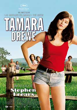 Tamara Drewe - 27 x 40 Movie Poster - Spanish Style A