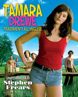 Tamara Drewe - 27 x 40 Movie Poster - Italian Style A