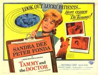 Tammy and the Doctor - 22 x 28 Movie Poster - Half Sheet Style A
