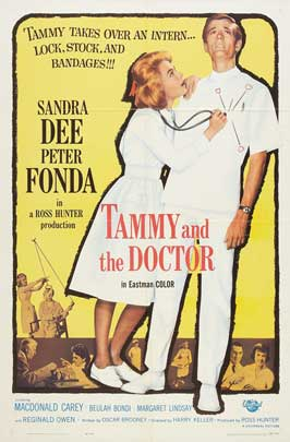 Tammy and the Doctor - 27 x 40 Movie Poster - Style C