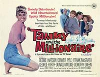 Tammy and the Millionaire - 11 x 14 Movie Poster - Style A