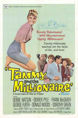 Tammy and the Millionaire - 11 x 17 Movie Poster - Style A