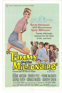 Tammy and the Millionaire - 27 x 40 Movie Poster - Style A