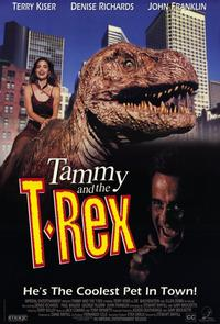 Tammy and the T-Rex - 11 x 17 Movie Poster - Style A