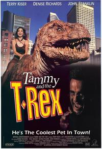 Tammy and the T-Rex - 27 x 40 Movie Poster - Style A