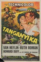 Tanganyika - 27 x 40 Movie Poster - Style A