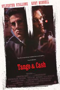 Tango and Cash - 11 x 17 Movie Poster - Style A