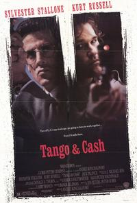 Tango and Cash - 27 x 40 Movie Poster - Style A
