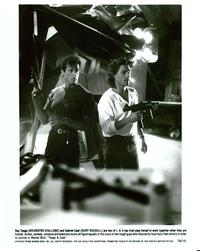 Tango and Cash - 8 x 10 B&W Photo #4