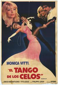 Tango della Gelosia, Il - 11 x 17 Movie Poster - Italian Style A