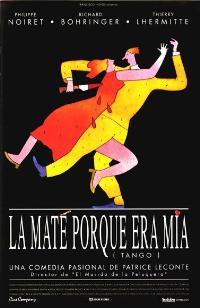 Tango - 11 x 17 Movie Poster - Spanish Style A