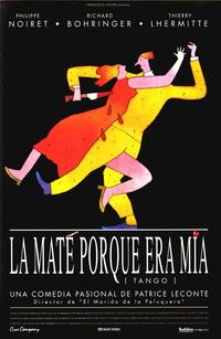 Tango - 27 x 40 Movie Poster - French Style A