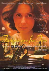 Tangos Are for Two - 11 x 17 Movie Poster - German Style A