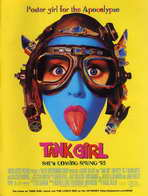 Tank Girl - 27 x 40 Movie Poster - Style C