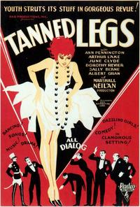 Tanned Legs - 27 x 40 Movie Poster - Style A