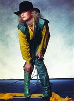 Tanya Tucker - Tanya Tucker Posed in Yellow Sleeves