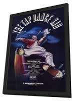 Tap Dance Kid, The (Broadway) - 11 x 17 Poster - Style A - in Deluxe Wood Frame