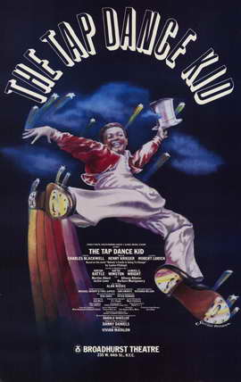 Tap Dance Kid, The (Broadway) - 11 x 17 Poster - Style A