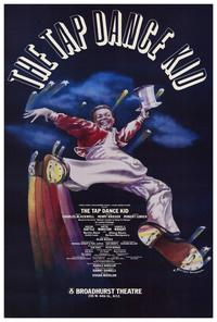 Tap Dance Kid, The (Broadway) - 27 x 40 Movie Poster - Style A
