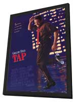 Tap - 11 x 17 Movie Poster - Style B - in Deluxe Wood Frame