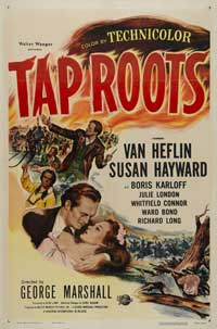 Tap Roots - 27 x 40 Movie Poster - Style A