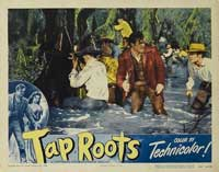 Tap Roots - 11 x 14 Movie Poster - Style B