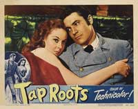 Tap Roots - 11 x 14 Movie Poster - Style E