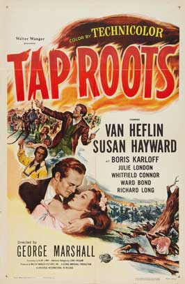 Tap Roots - 11 x 17 Movie Poster - Style D