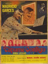 Tapame Contigo - 11 x 17 Movie Poster - Spanish Style A