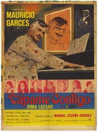 Tapame Contigo - 27 x 40 Movie Poster - Spanish Style A