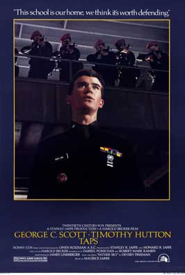 Taps - 27 x 40 Movie Poster - Style A