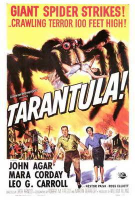Tarantula - 11 x 17 Movie Poster - Style A