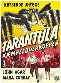 Tarantula - 11 x 17 Movie Poster - German Style A