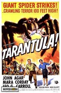 Tarantula - 43 x 62 Movie Poster - Bus Shelter Style A