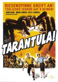 Tarantula - 11 x 17 Movie Poster - German Style B
