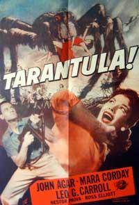 Tarantula - 11 x 17 Movie Poster - Swedish Style A