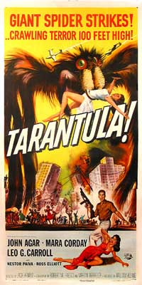 Tarantula - 20 x 40 Movie Poster - Style A