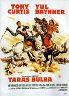 Taras Bulba - 11 x 17 Movie Poster - French Style A