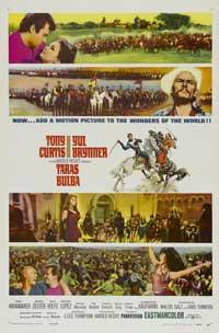 Taras Bulba - 27 x 40 Movie Poster - Style A